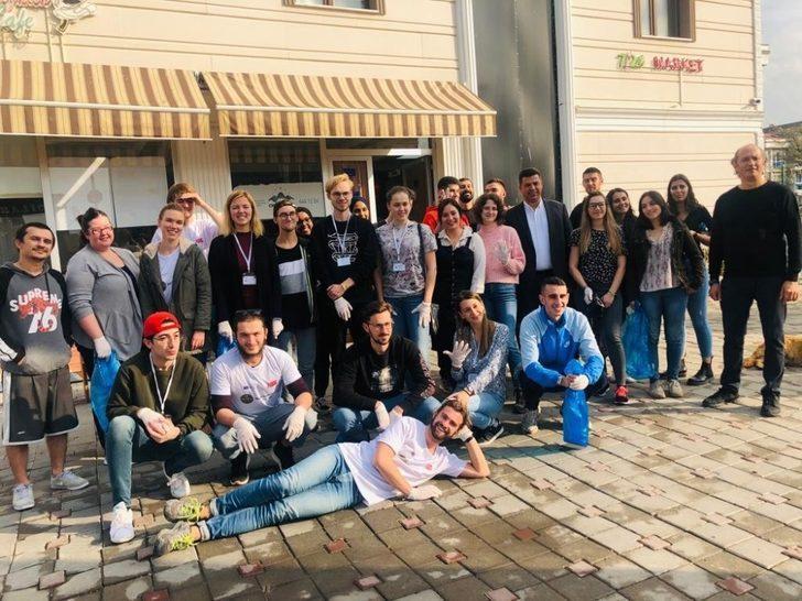 EGEİD, Avrupalı gençleri Manisa'da ağırladı