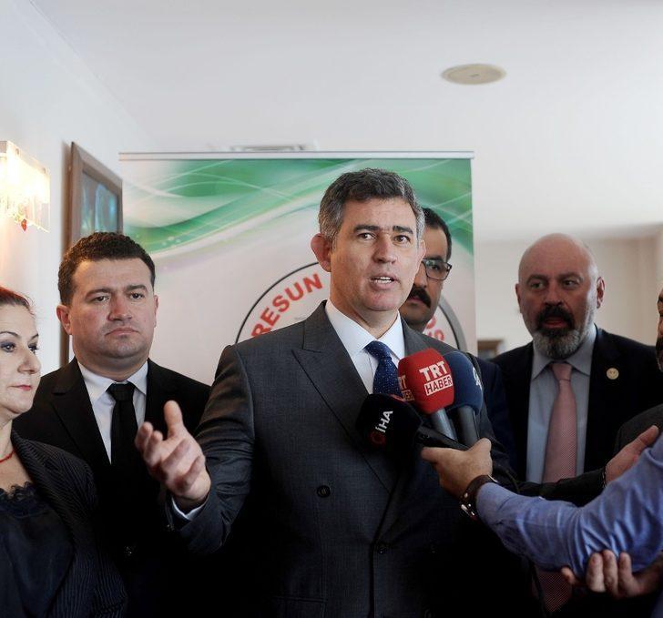 """Metin Feyzioğlu: """"Yargı reformu ile son 20 yıldır çözülmesi gereken sorunlar çözüldü"""""""