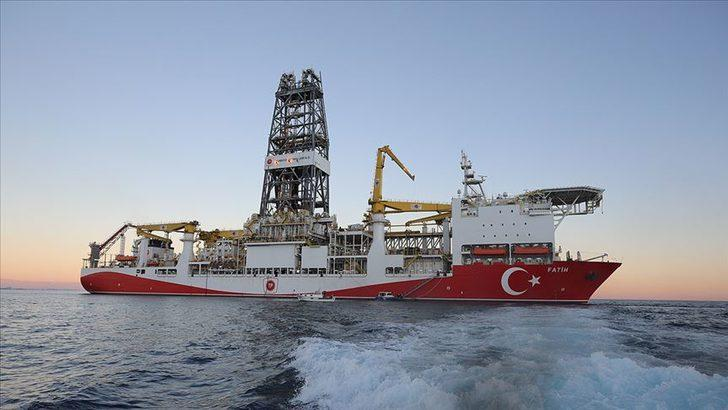 Son Dakika: Fatih gemisi Amasra-1 kuyusunda sondaja başladı