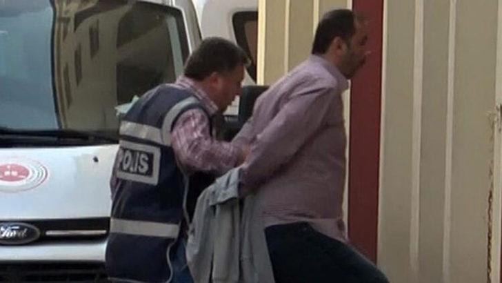 Son dakika! Anıtkabir'de slogan atanlara küfretmişti! Tutuklandı