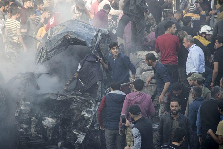 Son dakika! Milli Savunma Bakanlığı duyurdu: El Bab'da bombalı araçla 18 sivili katleden terörist MİT operasyonuyla yakalandı