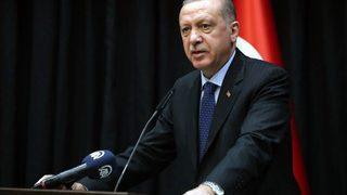 Erdoğan'dan Kenter için başsağlığı mesajı