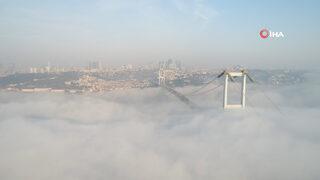 İstanbul'u hiç böyle görmediniz!