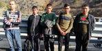 Niğde'de 5 kaçak göçmen yakalandı
