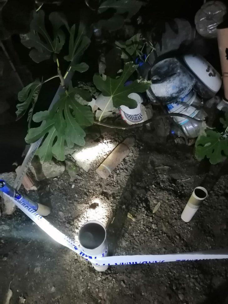 Çanakkale'de ahırda top mermisi bulundu