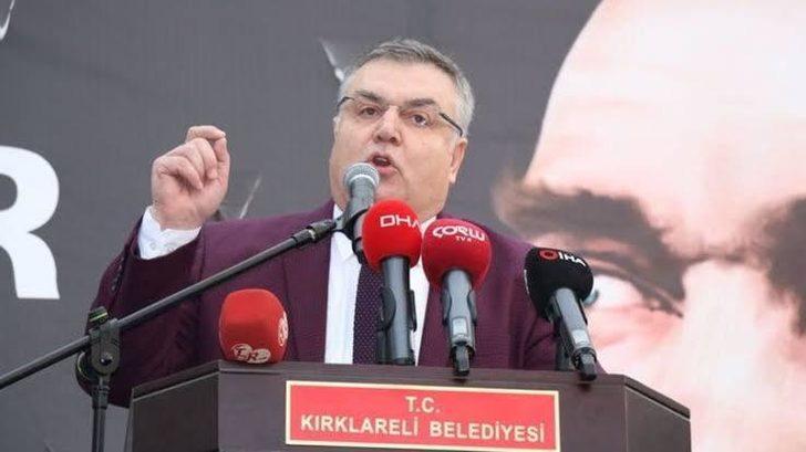 Kırklareli Belediye Başkanı Mehmet Siyam Kesimoğlu'nun yanıtı sosyal medyada olay oldu