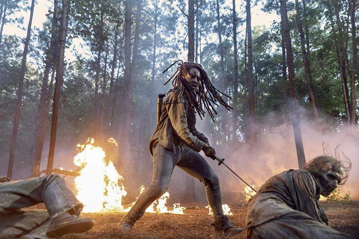 """""""The Walking Dead 12. sezonuyla final yapacak"""""""