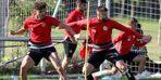 Antalyaspor'da, Gaziantep FK maçı hazırlıkları