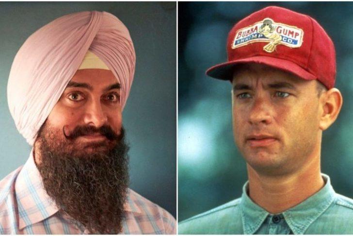 "Aamir Khan'lı ""Forrest Gump"" uyarlaması Lal Singh Chaddha ..."