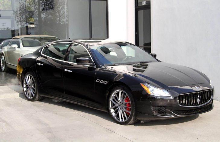 İcradan satılıyor! Yarı fiyatına  'Maserati'