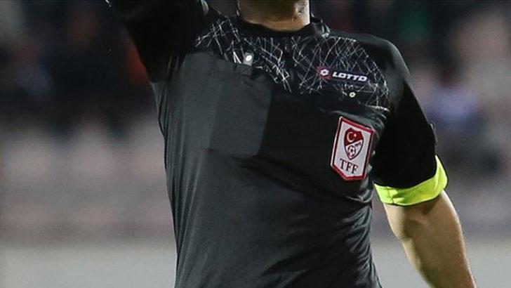 Süper Lig'de 12. haftanın hakemleri açıklandı!