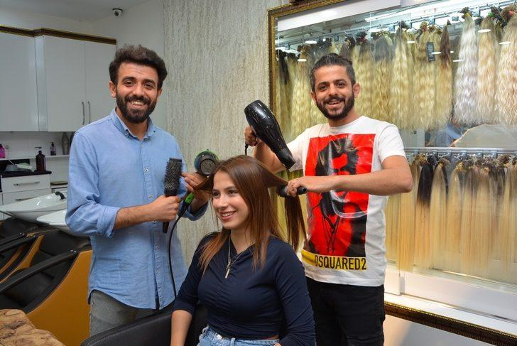 İzmir'e özel saç rengi: İzmir Kumralı, İzmir Kumralı Ombre