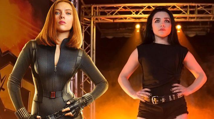 Florence Pugh'tan Black Widow (Kara Dul) övgüsü