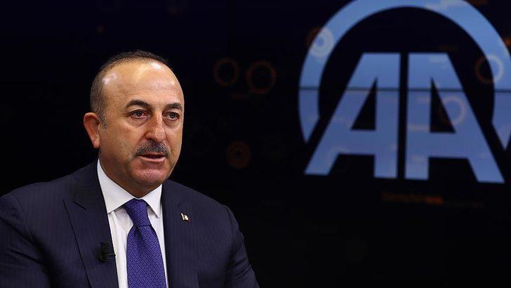 Son dakika: Dışişleri Bakanı Mevlüt Çavuşoğlu, NATO Genel Sekreteri ile görüştü