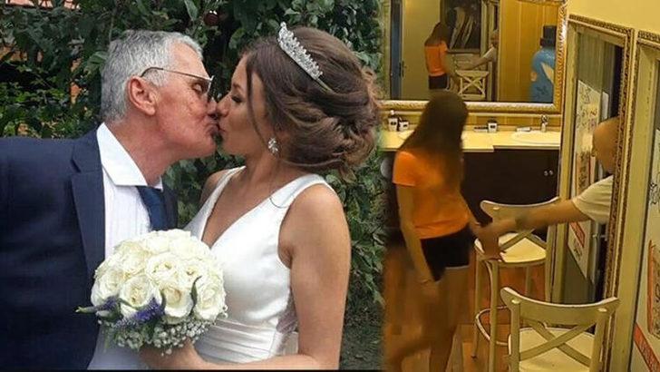 Canlı yayında skandal anlar! 74 yaşındaki eşini duşta aldattı