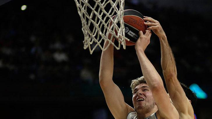 NBA'de Luka Doncic tarihe geçti