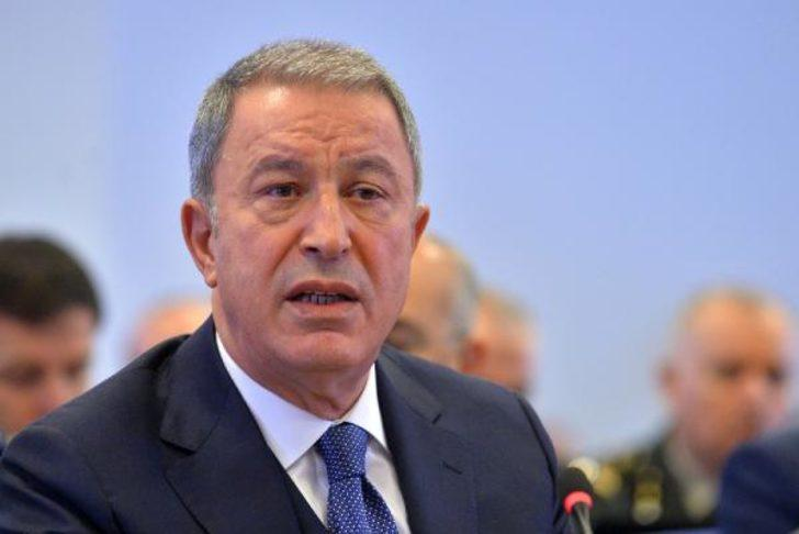 Milli Savunma Bakanı Hulusi Akar: Rojova hayali bitti diyorlar