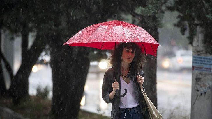 Meteoroloji ve AFAD'dan Ege Bölgesi için kritik uyarı!