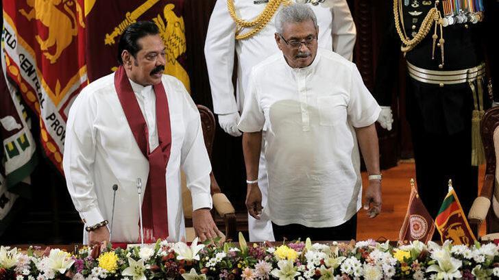 Kardeşini başbakan olarak atadı