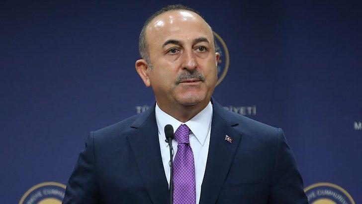 Bakan Çavuşoğlu'ndan göçmen açıklaması: Bunları durduracak noktada değiliz