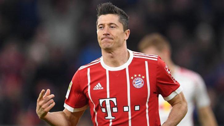 Lewandowski, gözünü Müller'in rekorlarına dikti