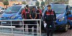 Alanya'da cinsel istismar suçu işleyen cezaevi firarisi yakalandı