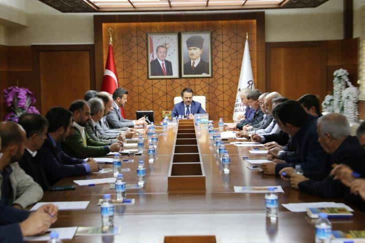 KAPHİB Meclis toplantısı yapıldı