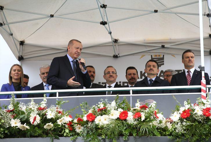 Cumhurbaşkanı Erdoğan'dan 'Külliye'ye giden CHP'li' iddiası hakkında açıklama