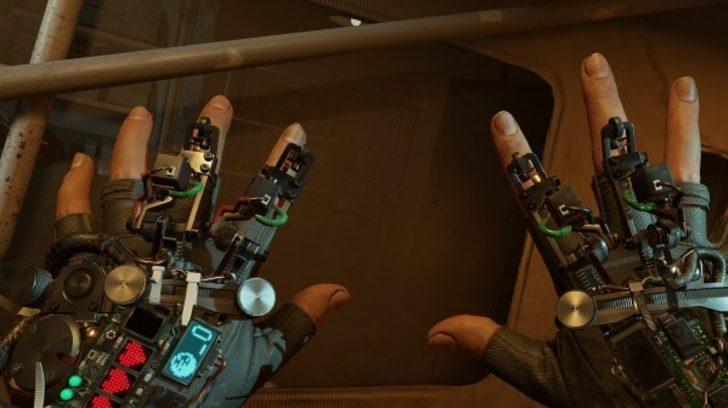 Half Life Alyx için ilk oynanış videosu yayınlandı