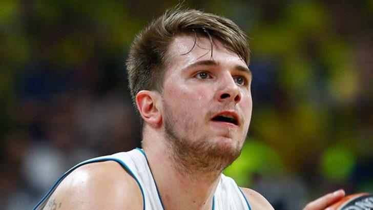 Luka Doncic rekor kırdı, Dallas kazandı