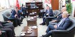 TBB Başkanı Feyzioğlu Erzincan Adliyesini ziyaret etti
