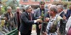 Kırıkhan'da 900 nar fidanı dağıtıldı