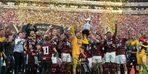 Tarihe geçen Libertadores Kupası finalinde kazanan Flamengo