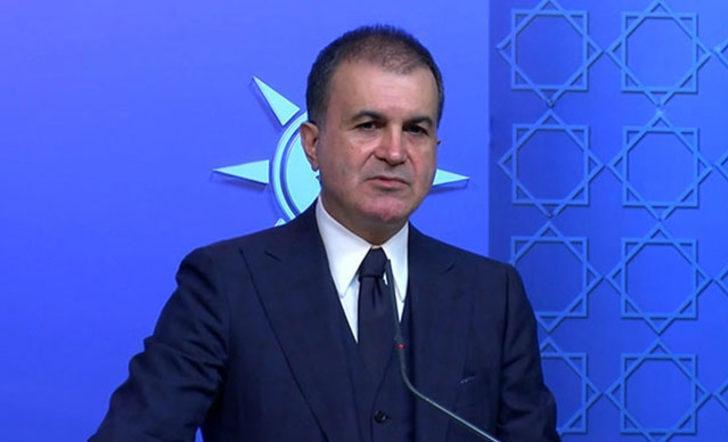 AK Parti Sözcüsü Çelik: Kim 'saray rejimi' diyorsa demokrasiyi felç etme örgütünün üyesi olduğunu itiraf ediyordur