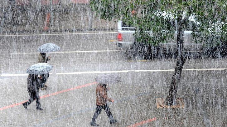 Meteoroloji'den Türkiye'nin büyük bir bölümü için uyarı