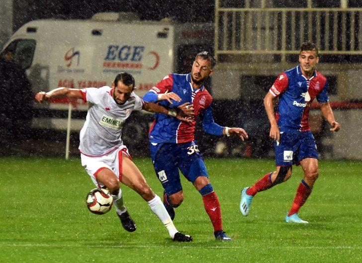 Altınordu 2 - 0 Boluspor (TFF 1. Lig)