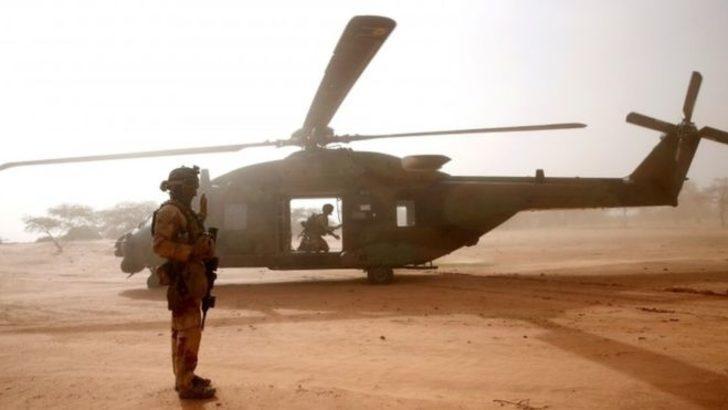 İki helikopter kazasında 13 asker öldü