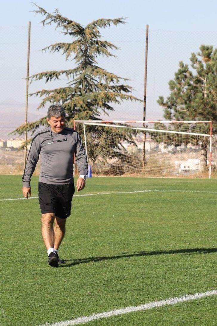 Nevşehir Belediyespor, Teknik Direktör Kızıltan ile yollarını ayırdı