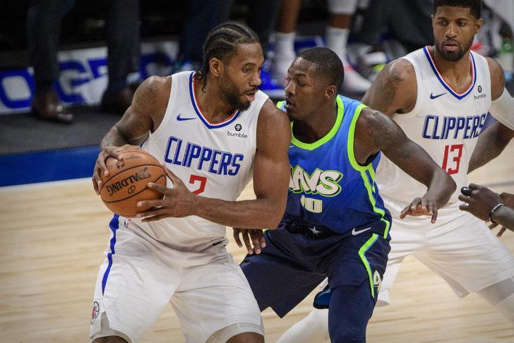 Clippers Dallas'a dur dedi