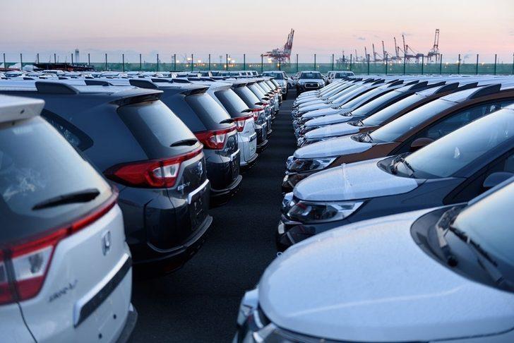 Türkiye geçen yıl 12,4 milyar dolar otomobil ihracatı yaptı