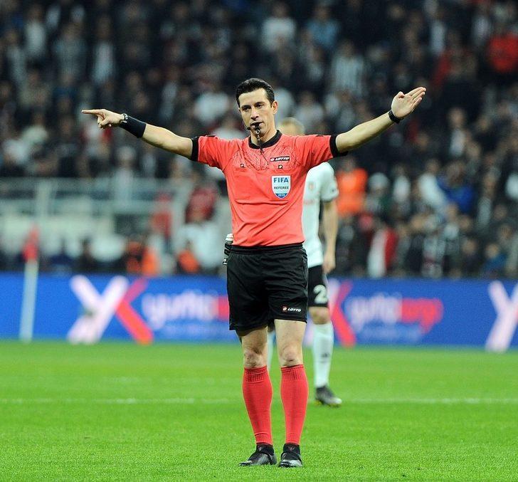 Ali Palabıyık'ın 2. Trabzonspor - Galatasaray maçı