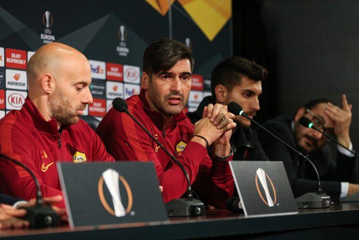 Paulo Fonseca: Oyuncularıma güveniyorum