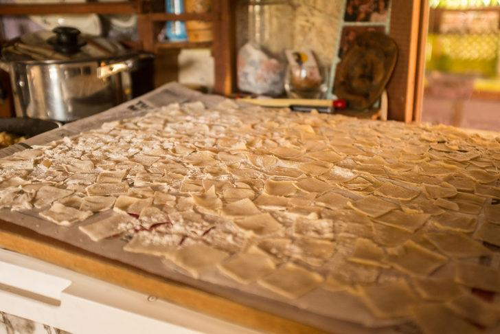 Sinop mantısı tarifi: Sinop mantısı yapımı