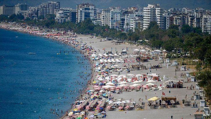 Antalya turizmde yılı rekorla kapatacak