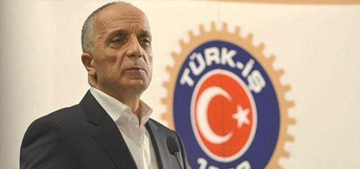 Türk-İş Başkanı Atalay'dan asgari ücret açıklaması