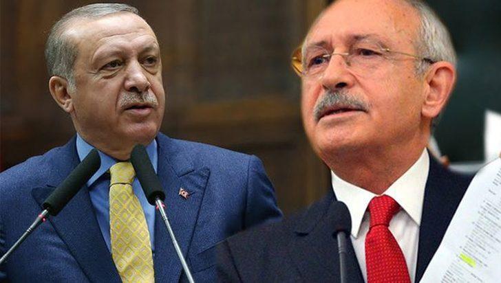 Son dakika Erdoğan'dan Kılıçdaroğlu'na tazminat davası