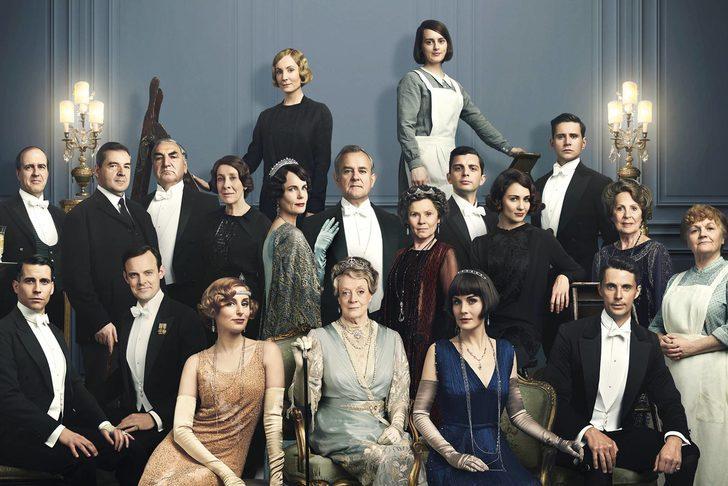 Downton Abbey'in devam filmi geliyor