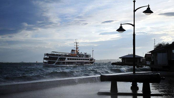 Meteoroloji'den Marmara'da yarın kuvvetli fırtına uyarısı