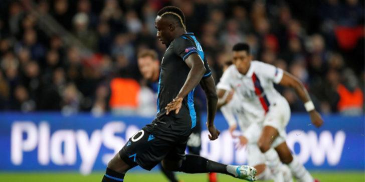Club Brugge'de Diagne'yi kadro dışı kaldı!