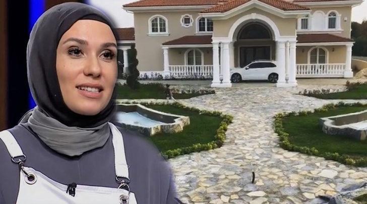 MasterChef Güzide Mertcan, süper lüks villası ile sosyal medyada olay oldu! Güzide Mertcan kimdir?